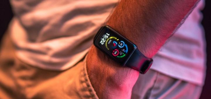 Huawei lance son nouveau compagnon de fitness Band 6 au Maroc