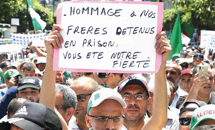 Algérie : La liste des détenus politiques s'allonge