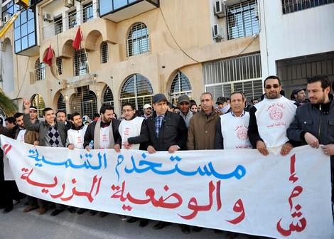 Agence de développement social : le syndicat met en garde El Moussali contre le retour des protestations