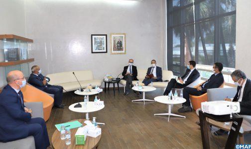 Les conclusions du NMD présentées au CSPJ et au Ministère public
