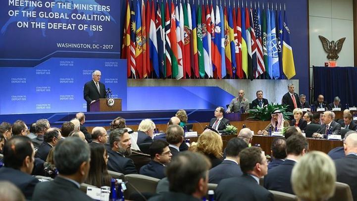 Le Maroc prend part à la réunion de la coalition mondiale contre Daech