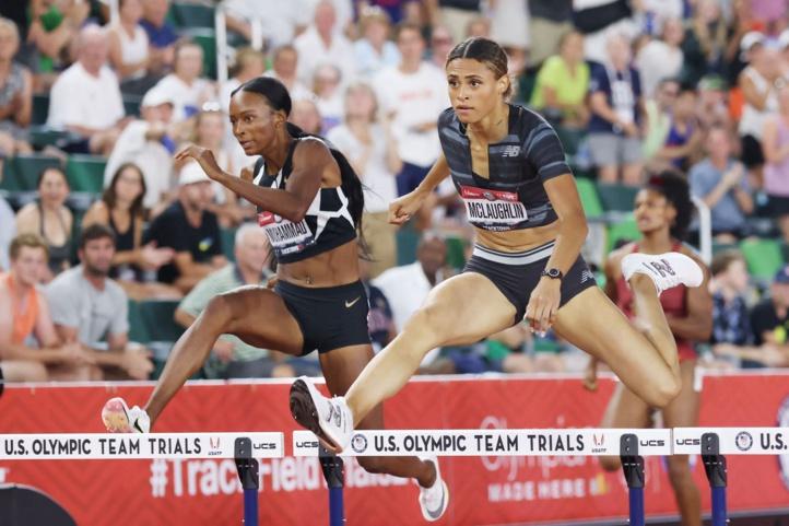 Athtlétisme: Sydney McLaughlin bat le record du monde du 400 m haies