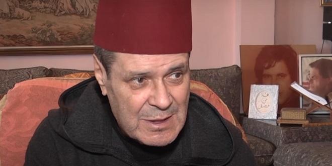 Art et musique : Le chanteur Abdelmounaïm El Jamaï n'est plus