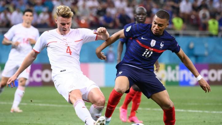 Euro 2020 : La Suisse fait sortir la France dans un match somptueux (3-3) après les tirs au but !