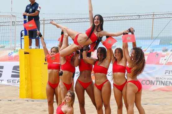 Prises pour marocaines, des cheerleaders espagnoles lynchées sur le web