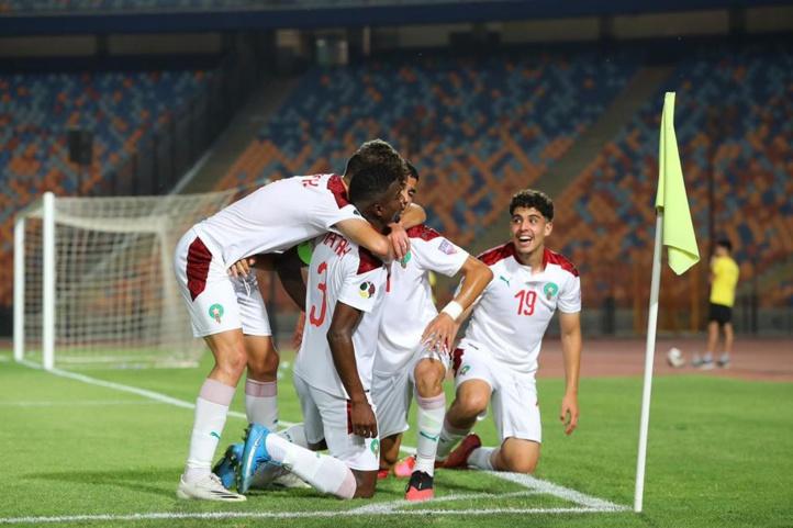 Coupe Arabe des Nations U20 : Ce soir, Maroc-Algérie en quart de finale