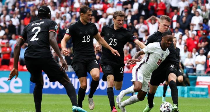 Euro 2020 : Les Anglais écartent les Allemands (2-0) et se qualifient aux quarts !