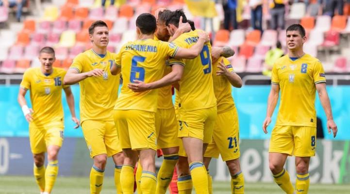 Euro 2020 : L'Ukraine qualifiée à la 120ème minute face au Suède (2-1)