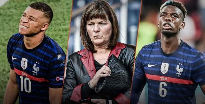 Elimination de la France : Scènes de ménage dans la tribune réservée aux familles des joueurs !