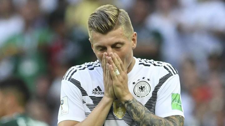 Elimination des Allemands : Toni Kroos vers la retraite internationale