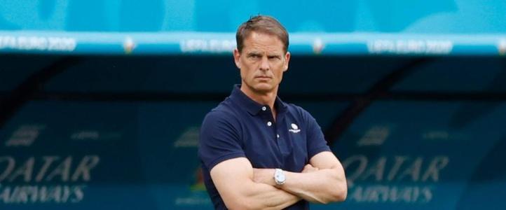 Pays-Bas : Frank de Boer limogé !