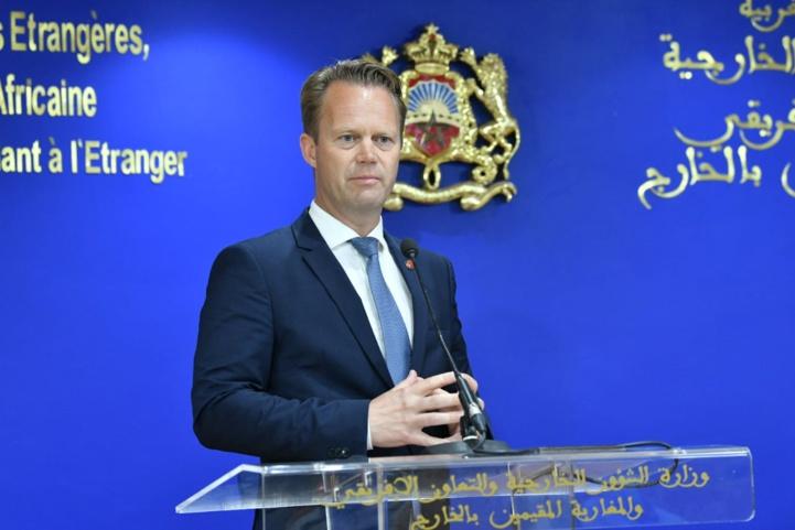 Le Maroc et le Danemark, une relation solide qui ne cesse de se renforcer (ministre des AE danois)