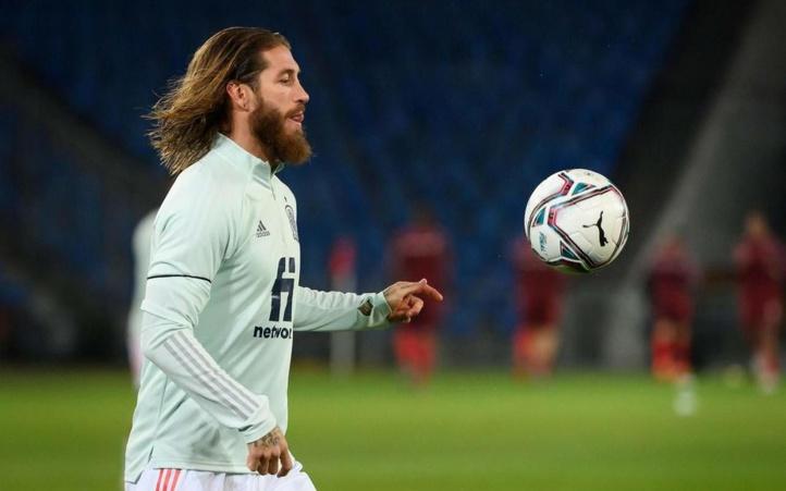 Mercato: Accord entre le PSG et Sergio Ramos pour deux ans
