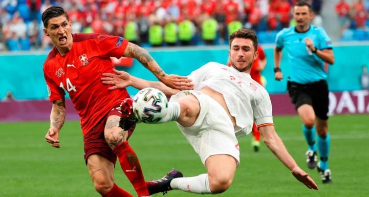 Euro 2020 / Espagne-Suisse : La Roja file vers les demi-finales après les tirs au but !