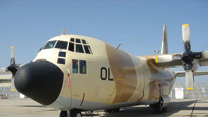 Un avion militaire marocain atterrit en Israël avant le début d'un exercice d'envergure