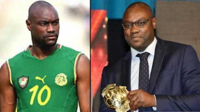 Football : Patrice Motsepe nomme l'ancien international camerounais, Patrick Mboma, secrétaire général adjoint de la CAF