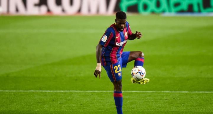 Foot espagnol : Le Barça pousse Umtiti vers la sortie et prêt à aller jusqu'à la FIFA !
