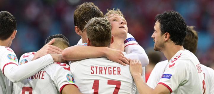 Euro / 2ème demi-finale : ce soir à 20h00, les Danois défient les Anglais à Wembley !