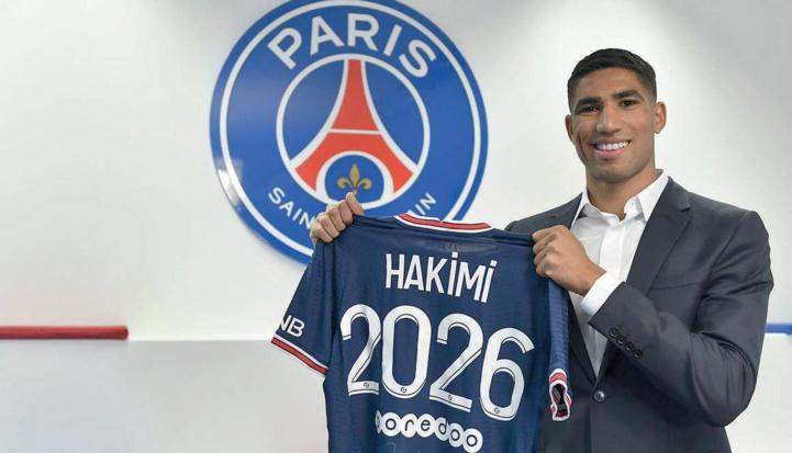 Transfert : Hakimi, un nouveau prince au Parc PSG