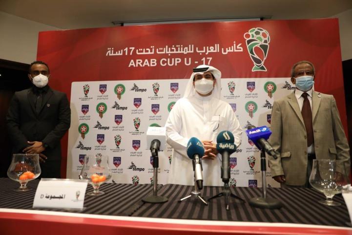 Football : Report de la Coupe Arabe des Nations U17 pour des raisons sanitaires