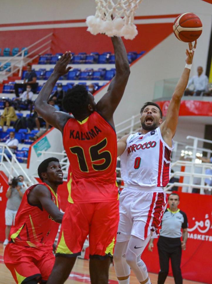 Éliminatoires Afrobasket 2021 / Maroc-Ouganda (65-77) :  L'équipe nationale rate sa qualification
