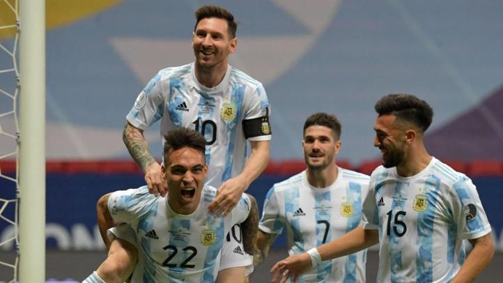 Copa America : Messi a joué la demi-finale et la finale blessé aux ischio-jambiers !
