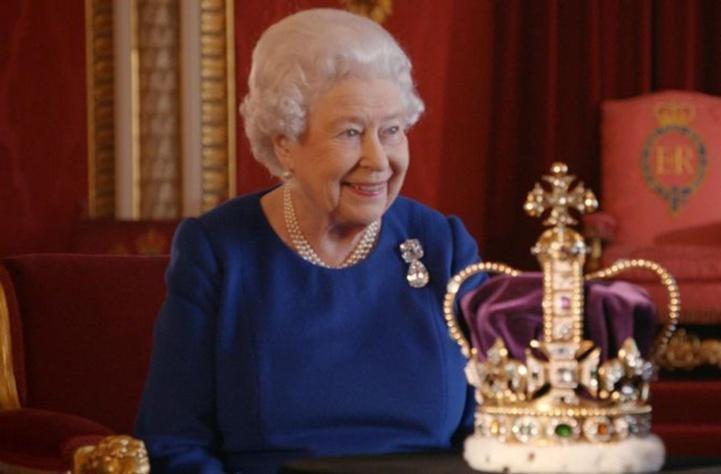 La Reine Elizabeth II adresse un message à l'équipe d'Angleterre
