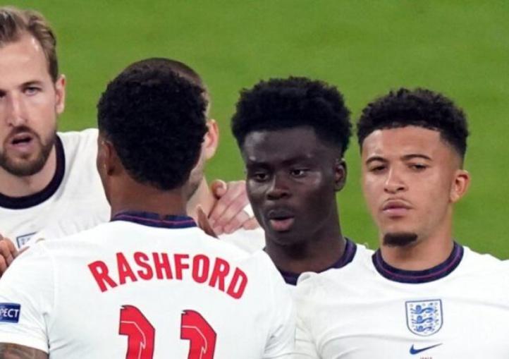 Défaite anglaise en finale de l'Euro : Rashford, Sancho et Bukayo victimes d'insultes racistes