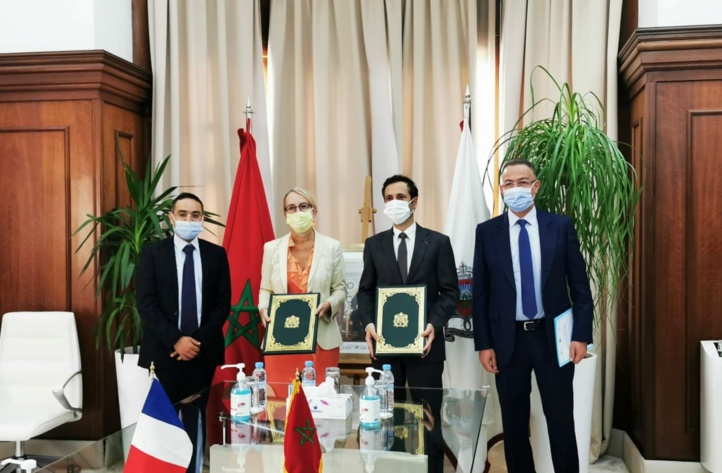 Stratégie agricole : La France accorde 1,5 milliards de dirhams au Maroc