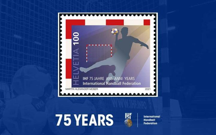 75ème anniversaire de la Fédération Internationale de Handball