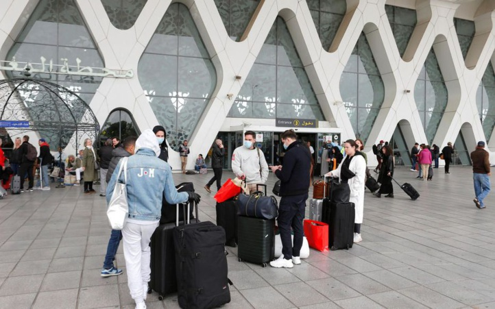 """Voyageurs en provenance de la liste """"B"""" : les marocains peuvent s'auto-isoler à domicile"""