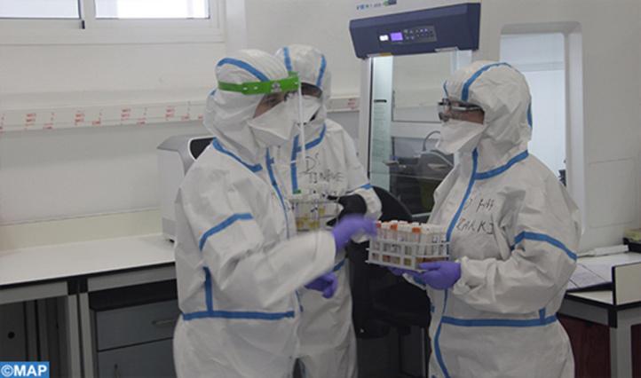 Compteur coronavirus : la flambée s'accélère avec 1 897 nouveaux cas en 24 heures.