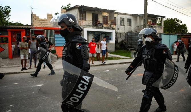 Photo AFP / YAMIL LAGE