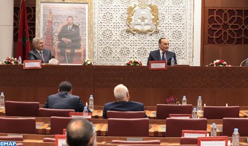 Remise du prix de la presse parlementaire et du prix national des études et recherches sur l'action parlementaire