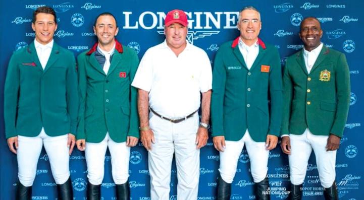 Dressage et Sports Équestres : La sélection marocaine représentée à Tokyo par 5 couples