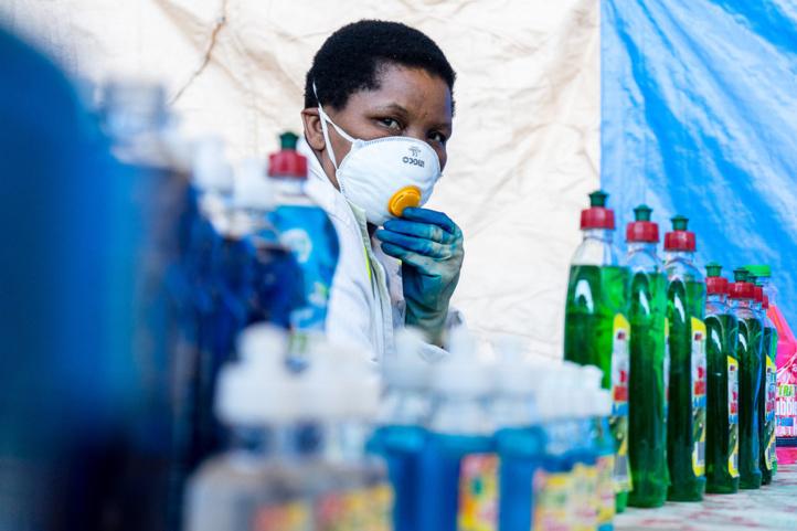 Covid  : La Flambée s'accélère en Afrique, plus de 6,07 millions cas confirmés