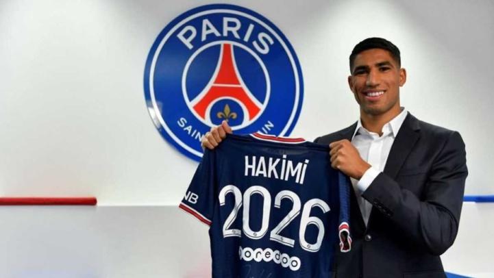 Mercato: Achraf Hakimi, 4ème transfert le plus cher dans l'Histoire du foot africain !