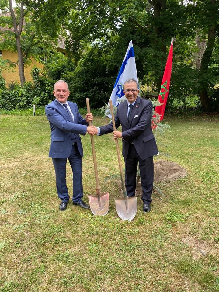 Maroc-Israël : des signes de paix et d'amitié lancés depuis l'Autriche