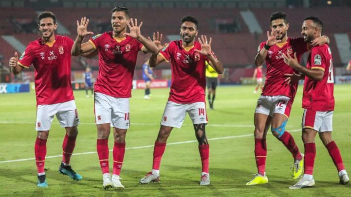 Ligue des Champions africains : Al Ahly remporte la finale face à Kaizer Chiefs (3-0)