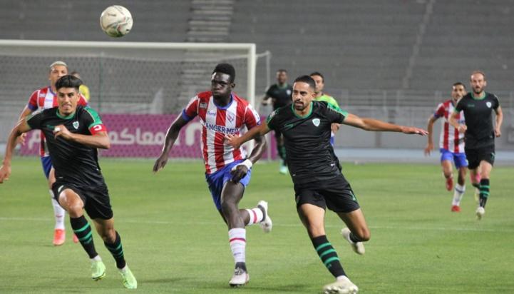 Botola Pro D1 / MAT-MCO (0-1) : Les Oujdis renversent les Tétouanais grâce à un penalty en fin du match !