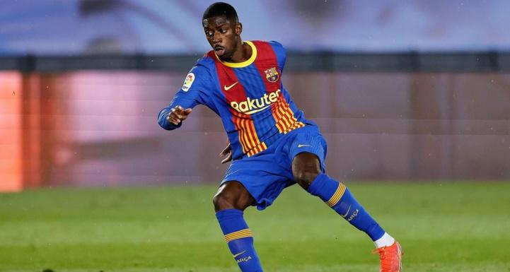 Transfert : Ousmane Dembélé parti pour rester au Barça