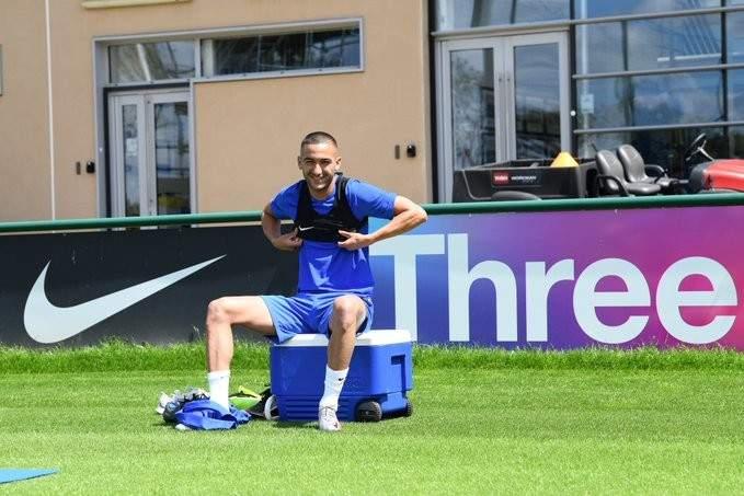 Chelsea : Ziyech auteur d'un triplé lors du premier match de préparation