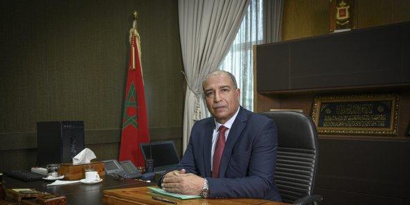 Cherkaoui Habboub, directeur du BCIJ
