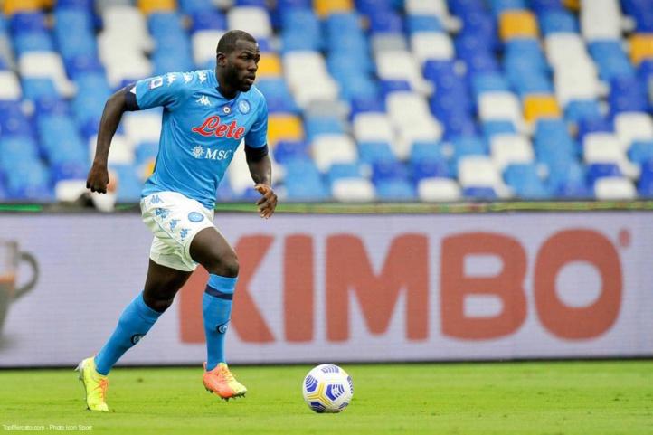 Transfert / Kalidou Koulibaly : Naples repousse une offre de Manchester United