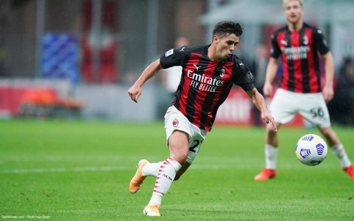 Transfert : Le Real prolonge le prêt de Brahim Diaz à l'AC Milan