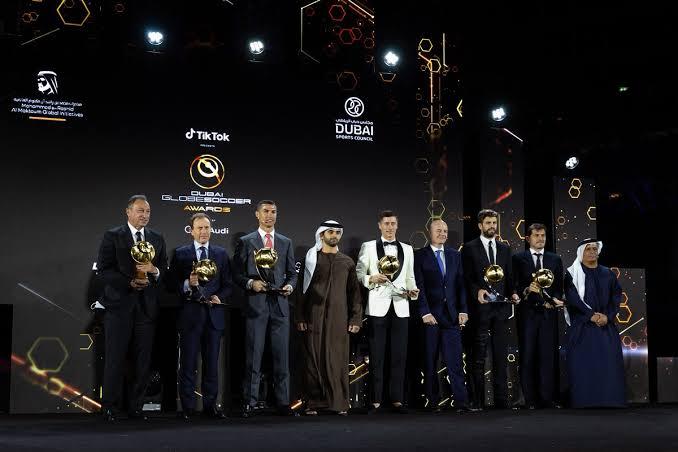 Globe Soccer Awards : Messi absent de la liste des 10 nominés ?