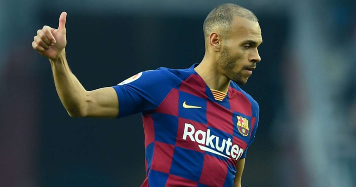 Barça / Braithwaite : « J'y suis, j'y reste ! »