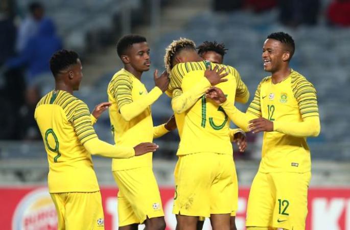 JO / Football : Aujourd'hui, l'Afrique du Sud devrait jouer face au Japon si… !