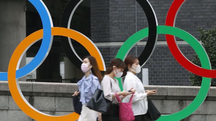 JO Tokyo : Possible suspension en cas d'explosion des cas !