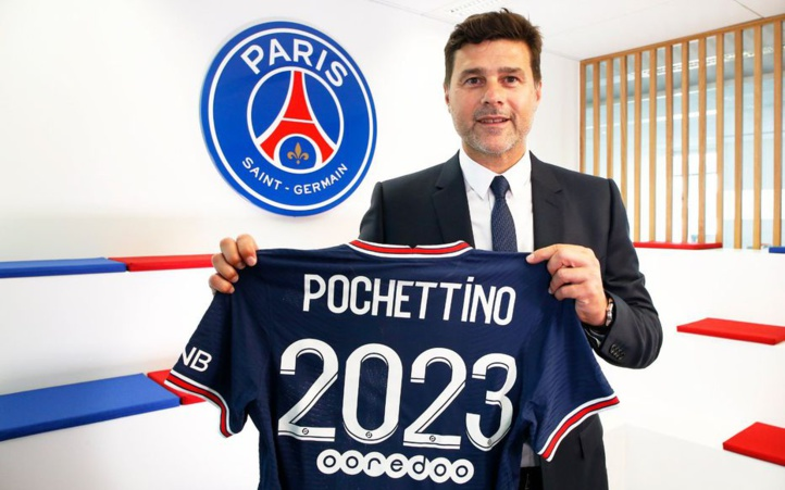 PSG : Mauricio Pochettino, Parisien jusqu'en juin 2023